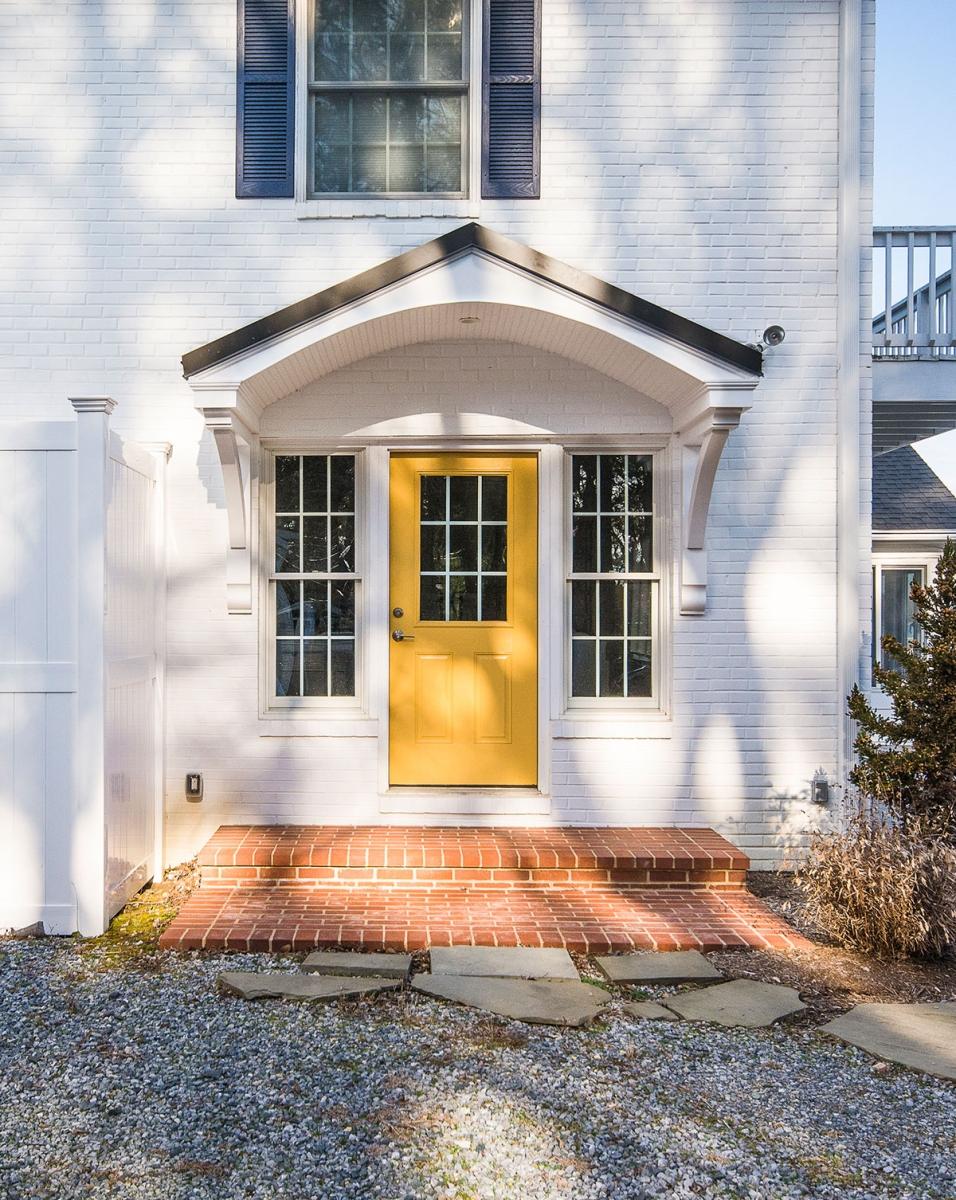 Outdoor Spaces Red Door Remodeling